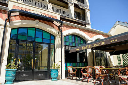Charming 3 star hotel in Arcachon - Discover the Hotel Villa-Lamartine