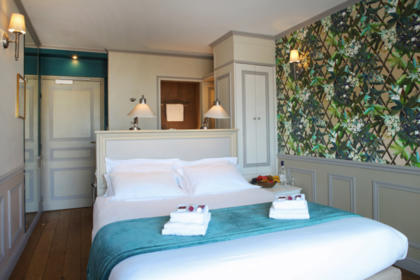 Tradition Room Photo Hotel Villa-Lamartine in Arcachon City