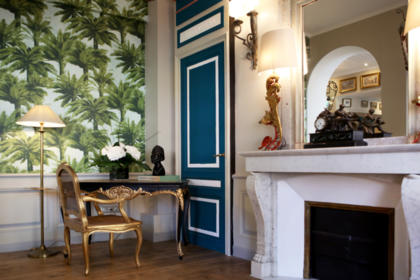 The Hotel Villa-Lamartine Lounge - Your Charming 3 star Hotel in Arcachon