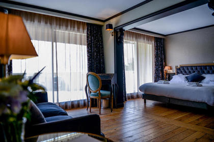 Lamartine Suite by Hôtel Villa-Lamartine - Your Charming 3 star Hotel in Arcachon