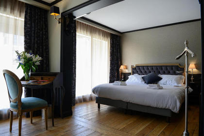 Prestige Terrace Suite Photo Hotel Villa-Lamartine in Arcachon City