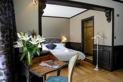 Prestige Suite by Hôtel Villa-Lamartine - Your Charming 3 star Hotel in Arcachon